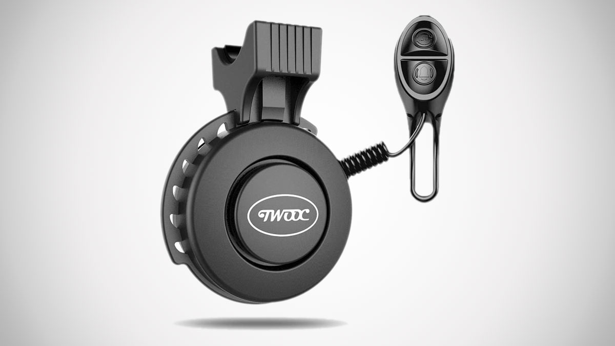 120 dB Electric Bike Horn