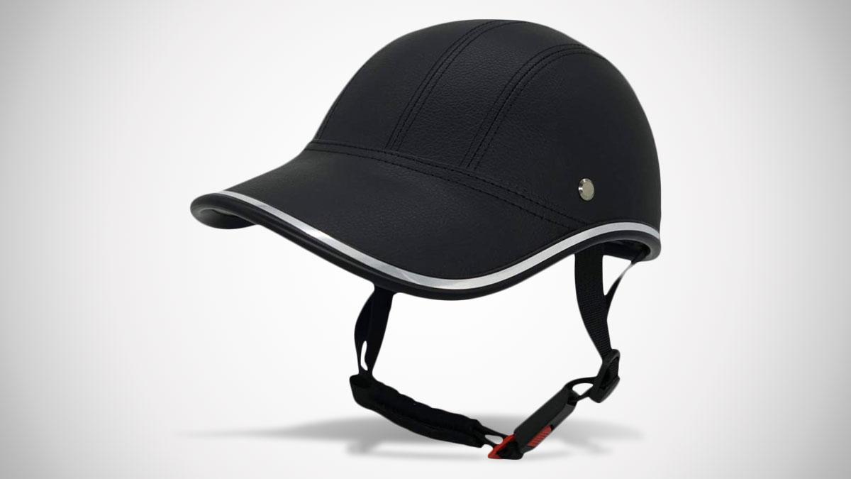 Baseball Hat Bicycle Helmet