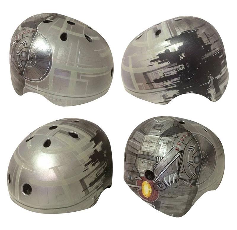 Bell Motorcycle Helmet >> Belle Handpainted Bike Helmets | DudeIWantThat.com