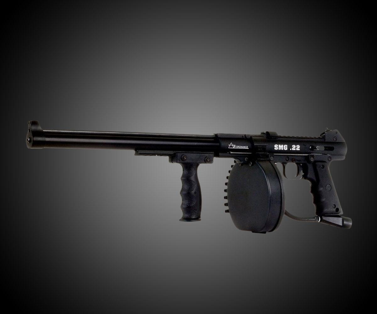 machine pellet guns