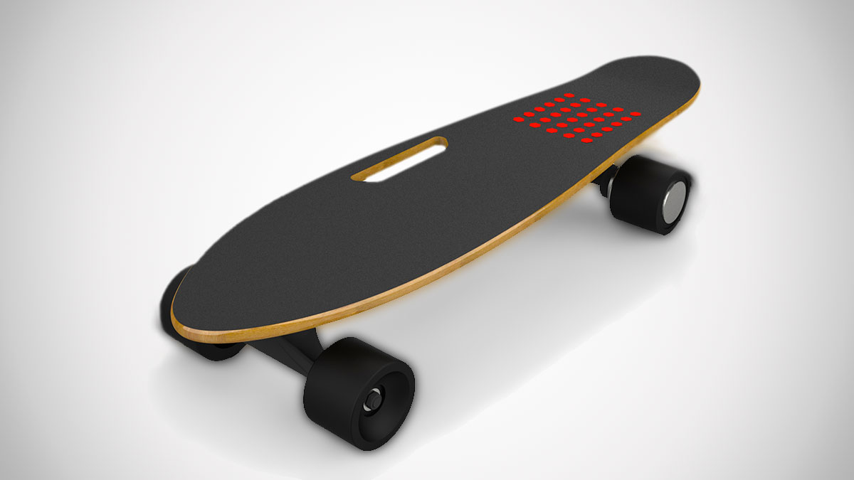 Hover-1 Cruze Footpad-Controlled Electric Skateboard