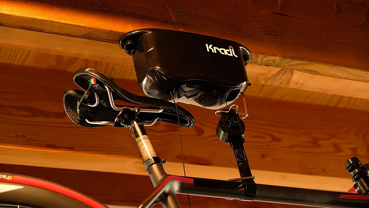 Kradl Bike Lift & Storage System