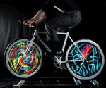 Animated Bike Wheel Lights