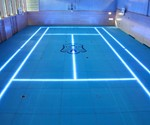GlassFloor - Sports Courts of the Future