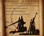 Stirling Warwolf Trebuchet
