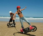 Wheelman 50cc Gas-Powered Skateboard