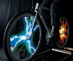 Animated Bike Wheel Lights