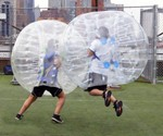 Bubble Soccer Battle Balls