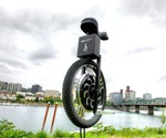 Self-Balancing Unicycle