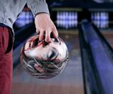 Zombie Head Bowling Balls-6220
