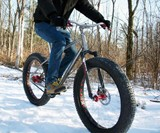 Budnitz FTB - Snow-Faring Fat Bike