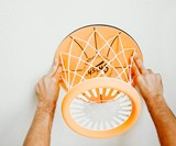 ceilingSWISH Indoor Mini Basketball Hoop
