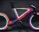 Cyclotron Spokeless Smart Bicycle