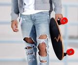 Eggboards Mini Longboard Cruiser Skateboard