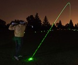 Glow-in-the-Dark Golf Balls