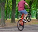 Indoor Wheelie Trainer