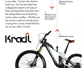 Kradl Bike Lift & Storage System