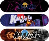 Krainkn Future Skateboard Decks