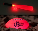 LED Backyard Sports - Football and Baseball Sets
