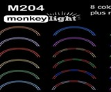 Monkeylectric M204 Bike Wheel Lights