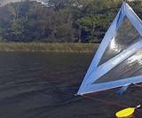 Serenity Upwind Kayak & Canoe Sail System