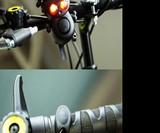 Skull Ultra-Loud Electric Bike Horn