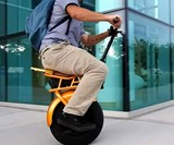 Superride Self-Balancing Electric Unicycle