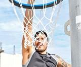 Swish Portable Basketball Hoop