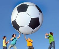 6-Foot Soccer Ball