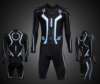 Tron Cycling Skinsuit