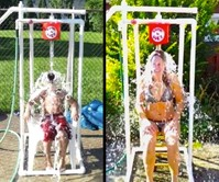 Soak 'N' Wet Dunk Tank
