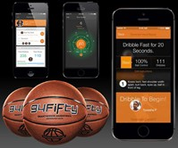 The World's First Smart Basketball