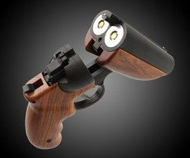 Goblin Deuce Double Barrel Paintball Gun