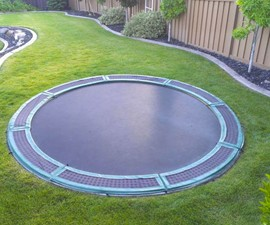 In-Ground Trampoline Kit