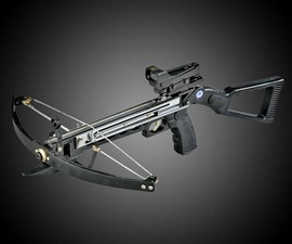 NcStar Crossbow with Red Dot Sight