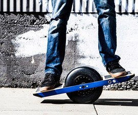Onewheel - Self-Balancing Electric Skateboard