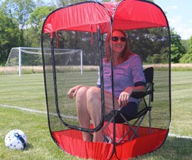 Pop-Up Bug Tent