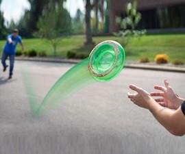 Sky Bouncer - Bouncing Frisbee