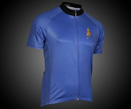 Star Trek Cycling Jersey