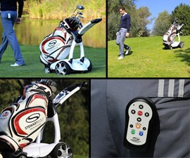 X9 Follow Golf Caddy