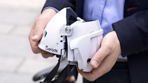 Plixi Folding Bike Helmet