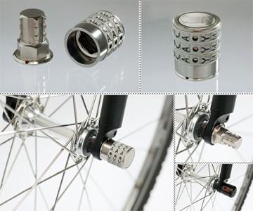 Sphyke C3N - Bike Component Locks