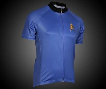 Star Trek Cycling Jersey