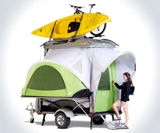 Adventure Gear Camping Trailer