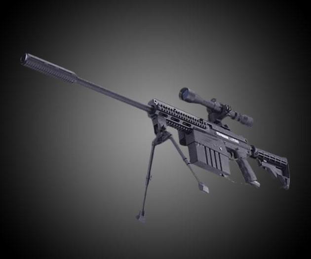 SOCOM .50 Cal Sniper Paintball Kit
