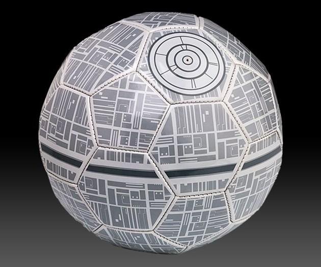 Star Wars Death Star Soccer Ball