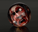 Zombie Head Bowling Balls-6245