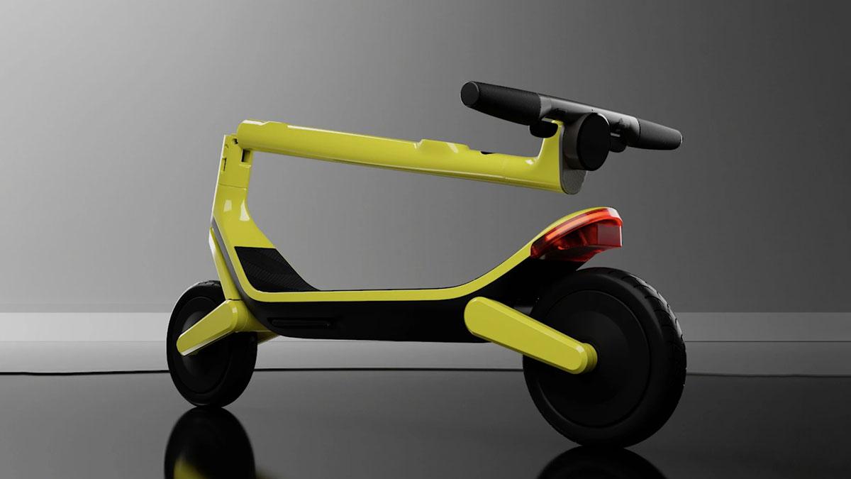 Unagi Model Eleven Smart Scooter
