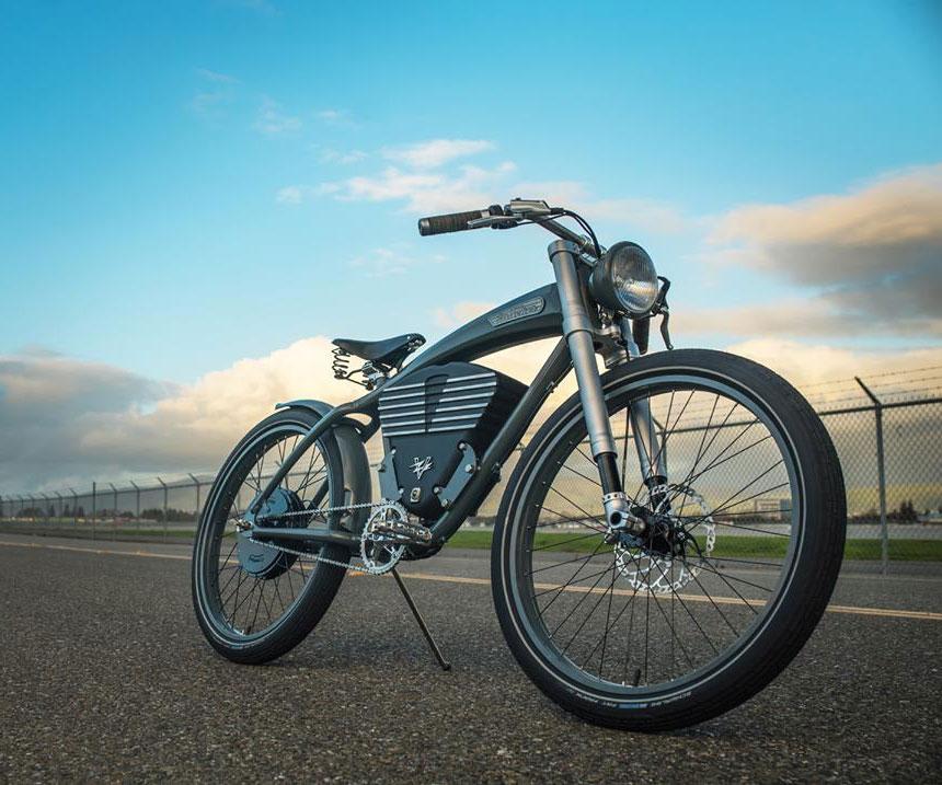 Vintage Electric Bikes | DudeIWantThat.com