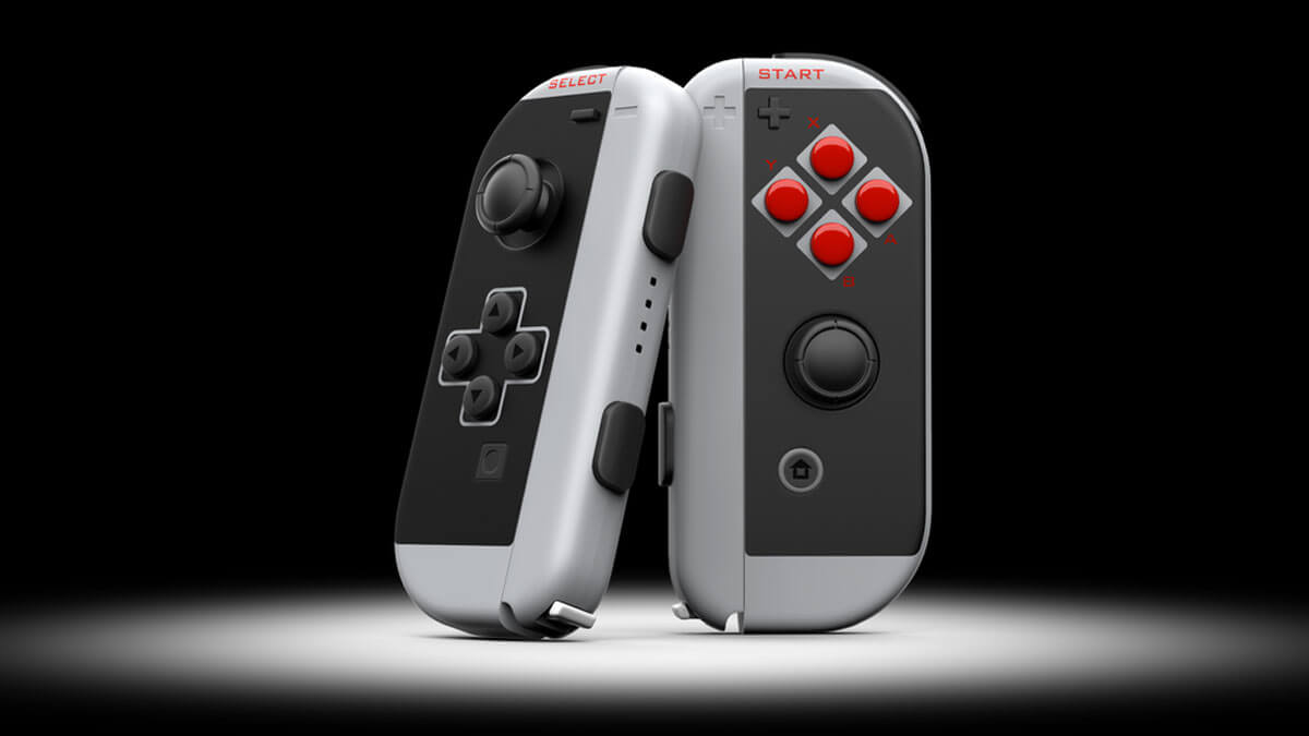 Nintendo Switch Joy-Con Classic Controllers
